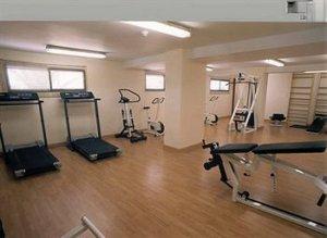 тренажерный зал для спортивных сборов в Испании