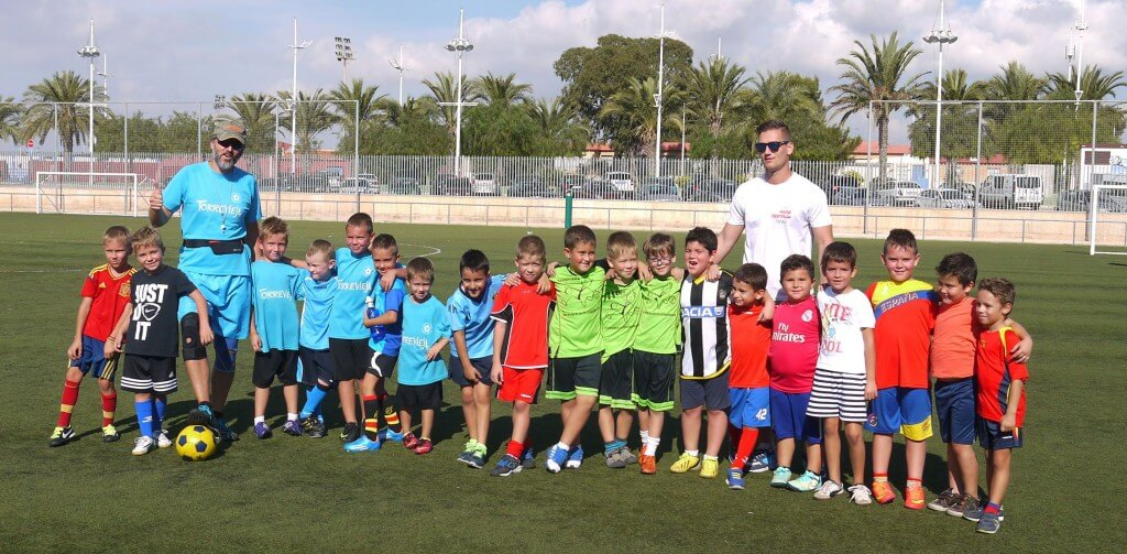 Football Camp in Torrevieja